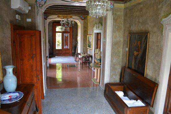 Agriturismo Villa Bissiniga: Corridoio