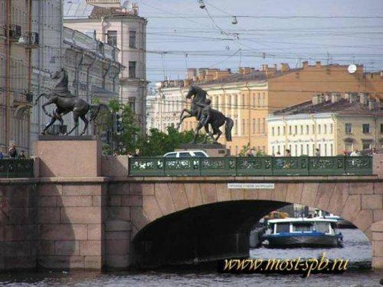 мини отель аничков bridge