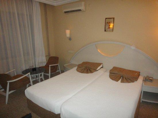 Pirlanta Hotel : номер