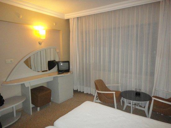 Pirlanta Hotel: номер