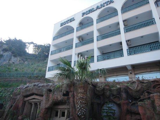 Pirlanta Hotel: вид фасада