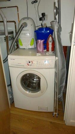 BridgeStreet at Liverpool ONE: Waschmaschine