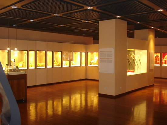 Μουσείο Κοσμήματος Ηλία Λαλαούνη: ILJM permanent collection area