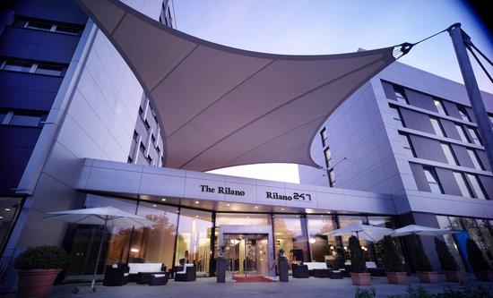 The Rilano Hotel Munich: Aussenansicht