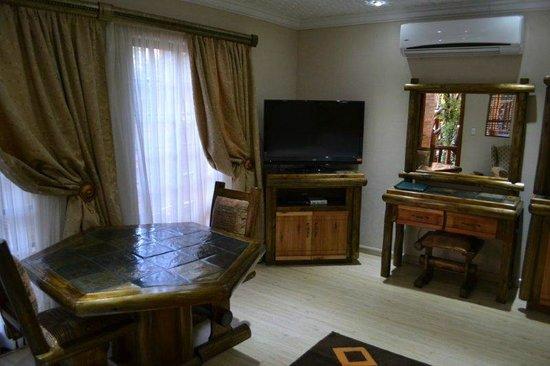 Aark Guest Lodge: Executive suite