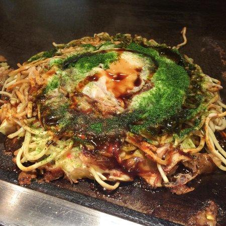 uiterst stijlvol specifiek aanbod goedkope prijzen Okonomiyaki no. 4 Love it!! - Picture of Mizuno, Osaka ...