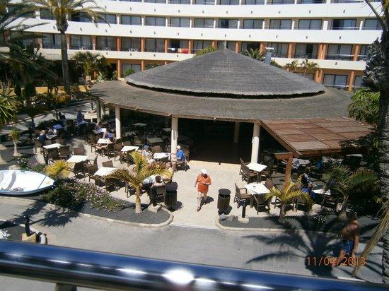Iberostar Playa Gaviotas : Die Poolbar