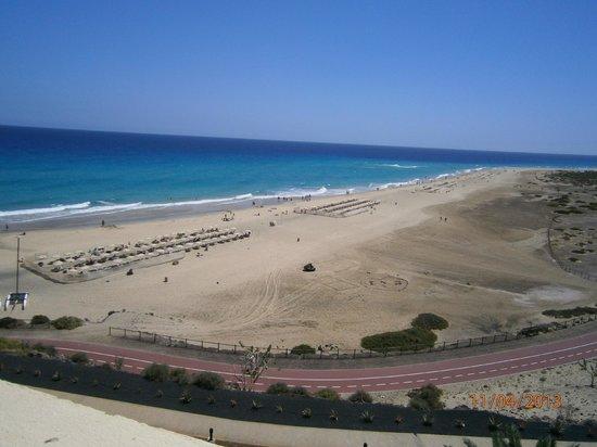 Iberostar Playa Gaviotas : der wunderschöne lange Sandstrand