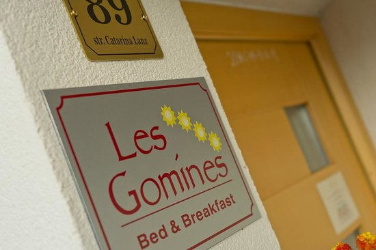Les Gomines B&B: Welcome