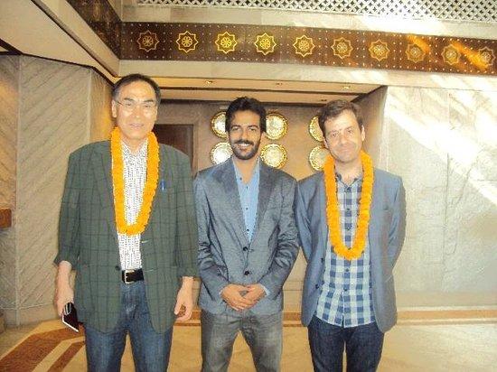 Taj Bengal Kolkata: Warm Welcome