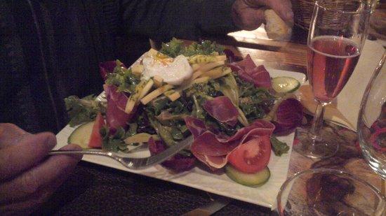 La Briz Olee : salade