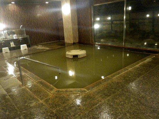 Toya Sansui Hotel Kafu: 温泉