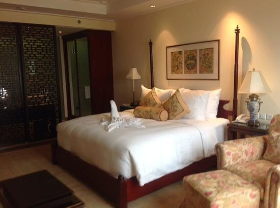 Indochine Palace: lovely room
