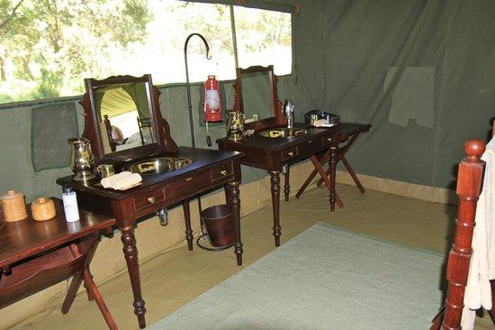 Elephant Pepper Camp: Honeymoon Tent