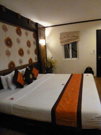 Aquarius Legend Hotel: habitacion interior quinta planta