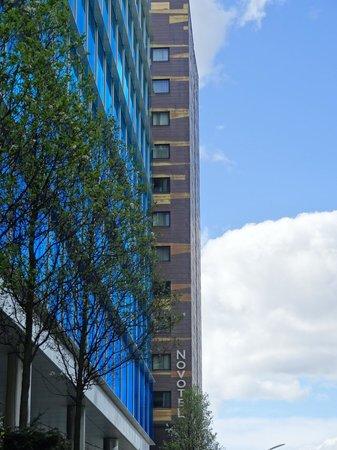 Novotel London Paddington: Vue extérieure
