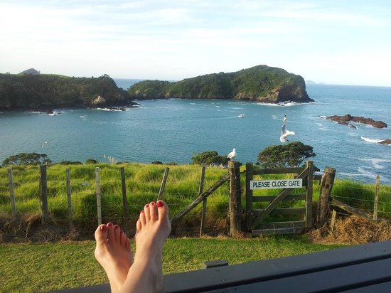 Pacific Rendezvous : This is the life!