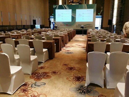 Renaissance Shanghai Yangtze Hotel: convention in the hotel