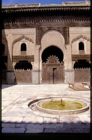 Bou Inania Medersa: Madrassa2