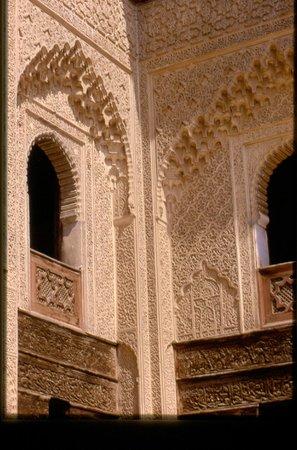 Bou Inania Medersa: Madrassa3