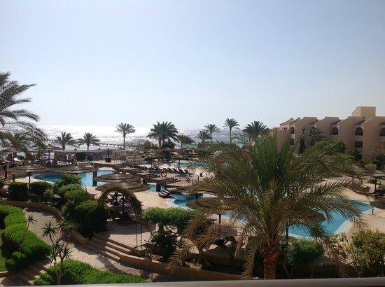 Flamenco Beach and Resort: Früh am Morgen ruhig ruhig