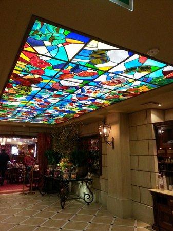 Hotel Estherea: Lounge area