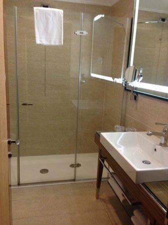 UNA Hotel Roma: Bagno