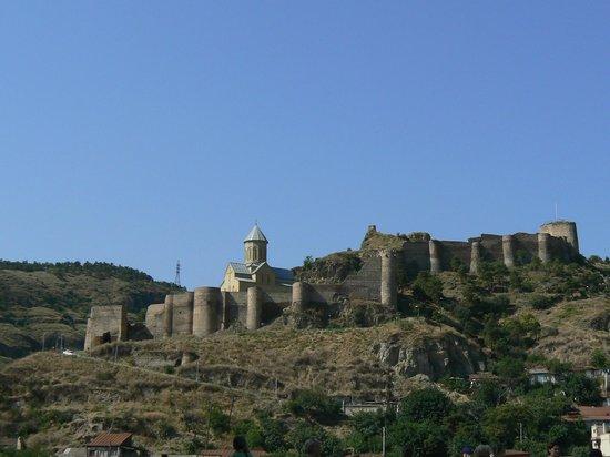 Narikala Fortress 2