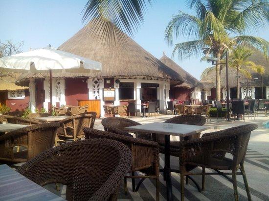 Royam Hôtel : salle  a  manger
