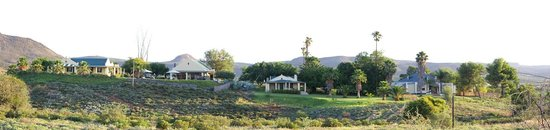 View of De Denne Country Guest House