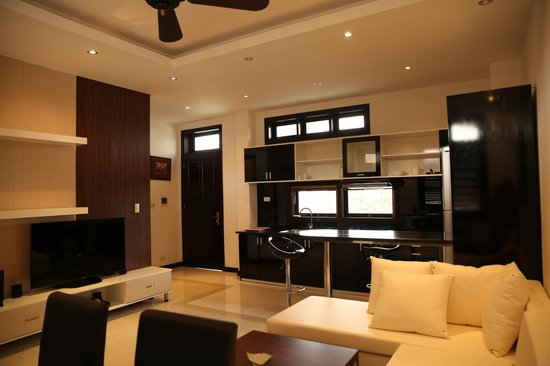 Le Domaine De Cocodo Modern Kitchen My Living Room