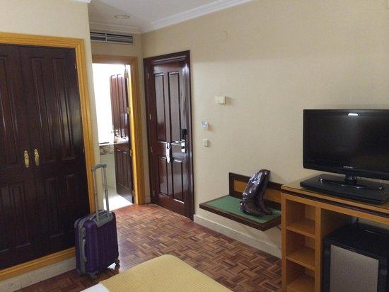 Hotel Don Curro: Chambre 2 personnes
