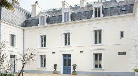 Villa Saint Raphael: Façade d'entrée