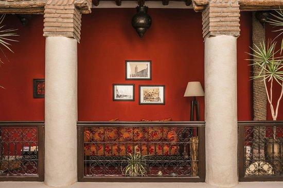 Riad Boussa : Impressions 1ste floor