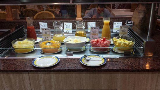 Senator Barcelona Spa Hotel: Breakfast Selection