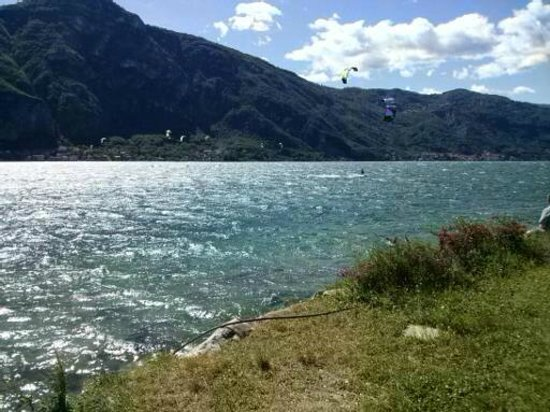 Antica Officina B&B: Panorama del Lago