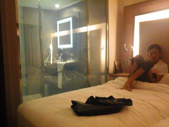 Novotel Bangkok Fenix Silom : deep sleep...