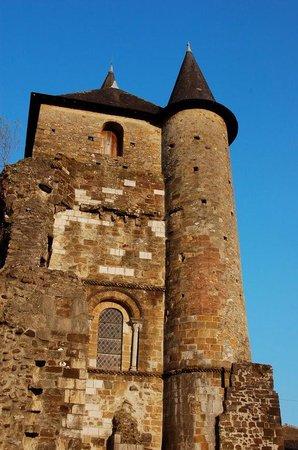 Saint-Pé-de-Bigorre, France : Abbatiale Saint-Pierre