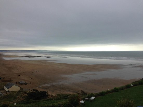Saunton Sands Hotel: A room with a view!