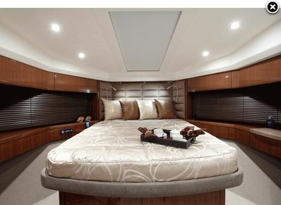 Five Star Sea Cruises-Private Day Charters: Beautiful interiors of M/Y MoonBreeze