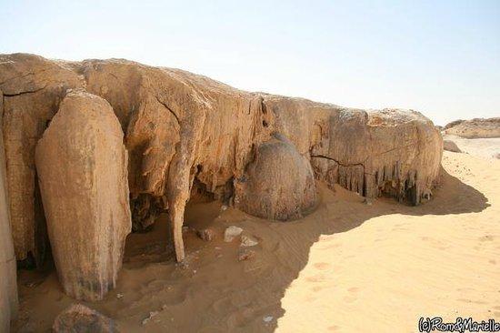 Bawiti, Egypt: Bahariya Oasis & White Desert