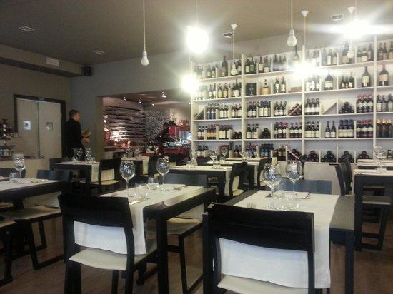 Garibaldi hotel & restaurant: Ресторан в отеле