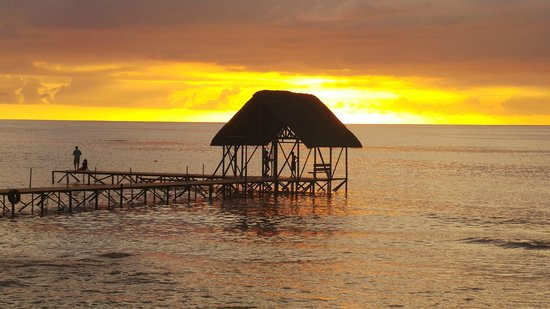 Le Meridien Ile Maurice : Great sunsets every night