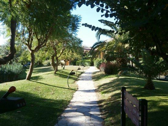 Limak Limra Hotel: superbe jardin