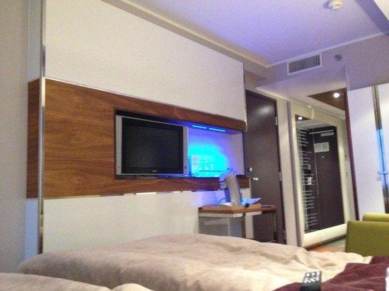 Radisson Blu Hotel Olumpia: красиво