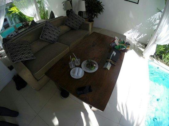 Astana Kunti: 1 bedroom pool villa.