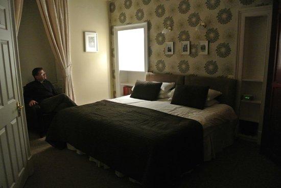 Dunedin Guest House: Slaapkamer