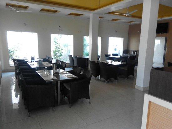 Siwan, Ấn Độ: Restaurant