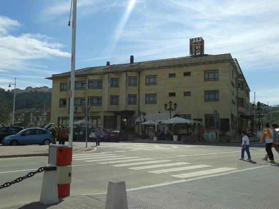 Hotel Restaurant El Muelle de Suances: Hotel