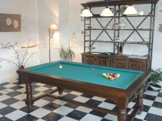 Villa Corterra: Billard
